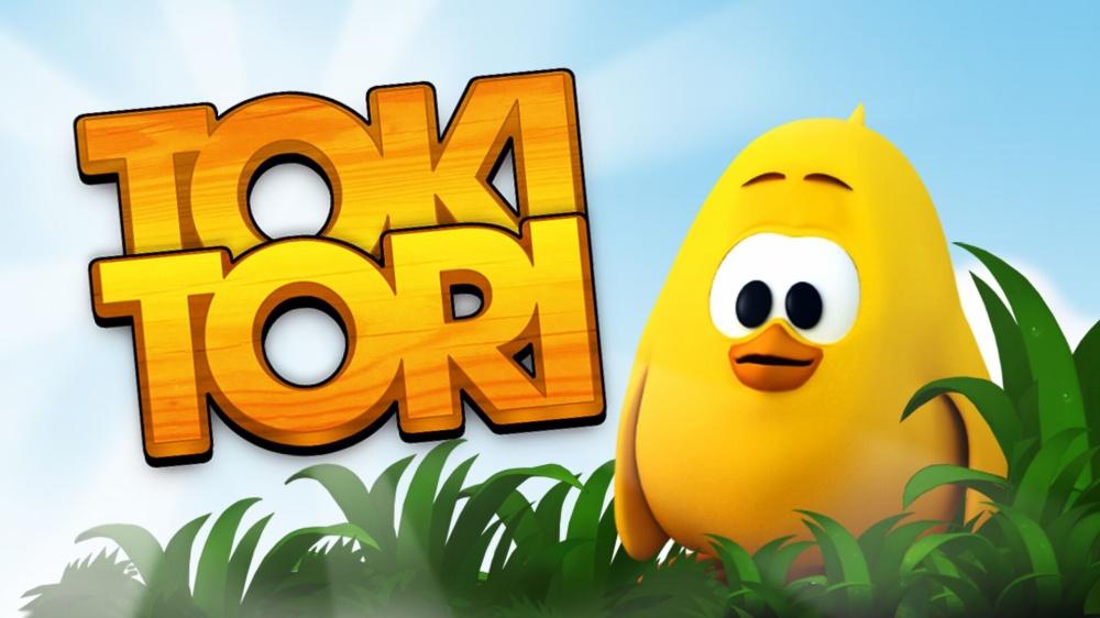 コスパ最強2Dパズル『Toki Tori』攻略レビュー